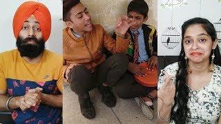 Indian Reaction on Zindagi Tamasha Bani | Street Singers | Nadaan Parindey | Faisalabadi