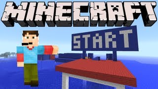 Minecraft - Total Wipeout (Part 1): Hifey Fails - Most