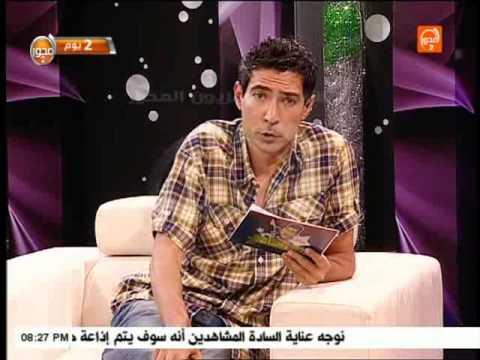 """مقلب محمد بركات """"ملك الحركات"""" في شريف عبد الفضيل"""