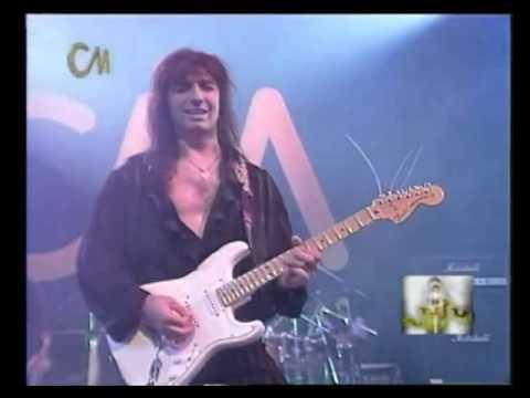 Rata Blanca video El amo del camino - CM Vivo 2003