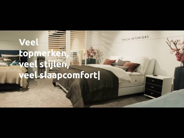 Velda Larvik 3C Boxspring video