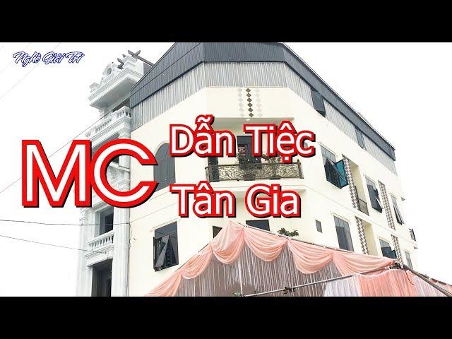 ✅ MC Cách Dẫn Tiệc Tân Gia (Mừng Nhà Mới) Hay Nhất | Cách Dẫn Tiệc Tân Gia | MC Vương Minh Quang