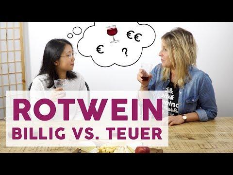 Rotwein im Test: Kann man den Preis schmecken? | PRODUKTTEST