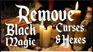 Black Magic Curse Removal - How to Remove a Curse
