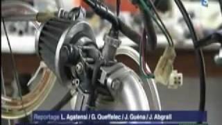 Un moteur révolutionnaire (CYSY - FR3 reportage)