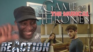 Coldplay's Game of Thrones: The Musical (Full 12-minute version) - REACTION!