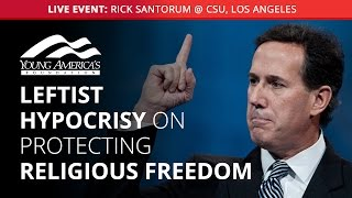 Rick Santorum 04/12/2017