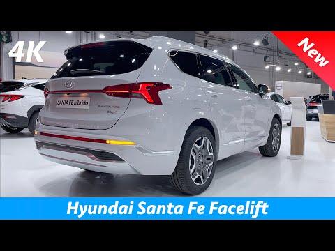 Hyundai Santa Fe 2022 - FIRST Full review in 4K | Exterior - Interior (Style)