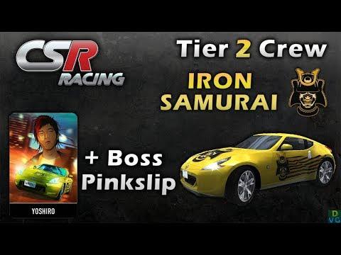 Csr 2 Crew