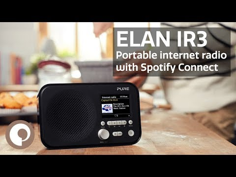 Elan IR3 video