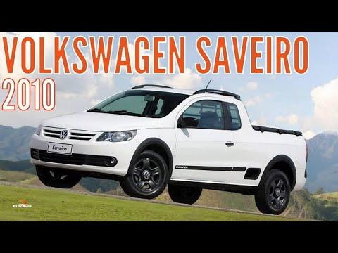 Tudo sobre a picape Volkswagen Saveiro 2010 - BlogAuto