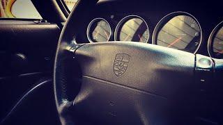 ポルシェ911カレラ993コクピット操作編Porsche911Carrera993