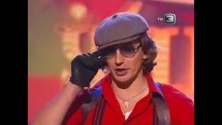 Самый смешной Фокусник Алексей Карза  Фокус с оружием, картами и Авророй