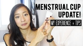 UPDATE | My Menstrual Cup Experience + Tips (Diva Cup)