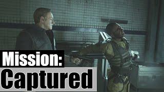 Call Of Duty Advanced Warfare Walkthrough Part 14 - Mission #14: CAPTURED | Advanced Warfare Part 14