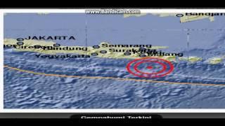 Gempa Malang Terbaru 62 Sr Pada Jam 2210 Hari Ini