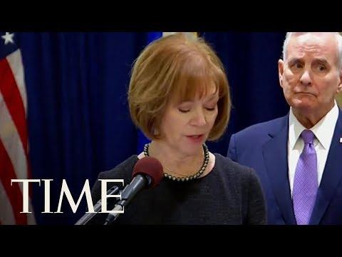 Minnesota Lieutenant Gov. Tina Smith Will Replace Senator Al Franken After His Resignation | TIME