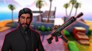 Fortnite John Wick LTM Music & Challenges Leaked!