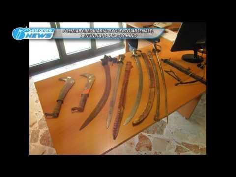 حجز أسلحة بيضاء لدى مهاجر مغربي بايطاليا
