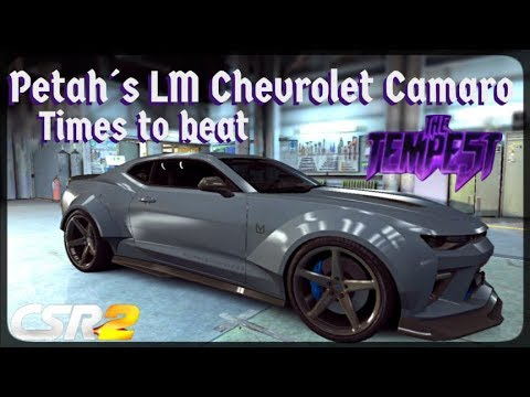 CSR Racing 2 | Tempest 3 Tier 3 | Beat the Boss and win