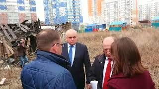 """Стало известно, когда снесут трущобы в """"Кемерово-Сити"""""""