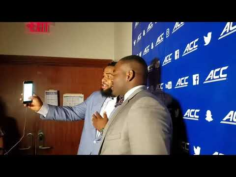 TigerNet.com - Christian Wilkins and Tyrone Crowder with message to Clemson fans