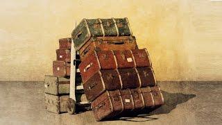 Reise mit leichtem Gepäck