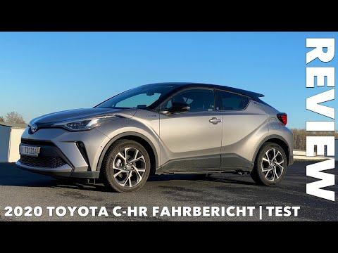 2020 Toyota C-HR Hybrid | Fahrbericht Test Review Kaufberatung Meinung Kritik Voice over Cars