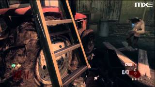 Call of Duty: Black Ops 2 - Zombies Tranzit - All The Bus Parts HD