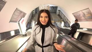 ALMATY Kamila KOZHAHANOWA -  - Визитная карточка (Мисс Казахстан 2019)
