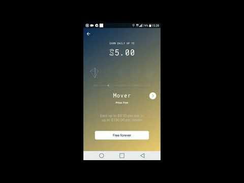 Yürüyerek Para Kazandıran Uygulama Swetcoin ile sende para kazanmaya başla