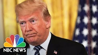 President Donald Trump On Santa Fe School Shooting: 'We're With You In This Tragic Hour' | NBC News - Video Youtube
