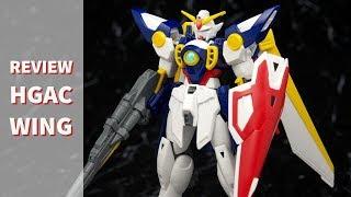 Review (Video): HGAC Wing Gundam