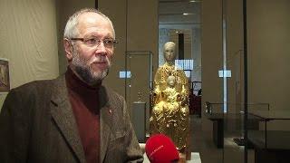 preview picture of video 'Dommuseum Hildesheim vor der Wiedereröffnung'