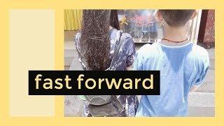 FAST FORWARD // FeliciaGiovanni