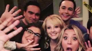 El adiós de la familia 'The Big Bang Theory'
