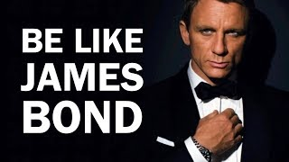 James Bond's 6 Secrets To Attracting ANY Woman