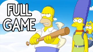 The Simpsons Game   FULL GAME Walkthrough Gameplay No Commentary