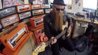 Orange Rockerverb 50H MKIII Video