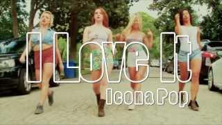 ICONAPOP - I Love It | Kyle Hanagami Choreography