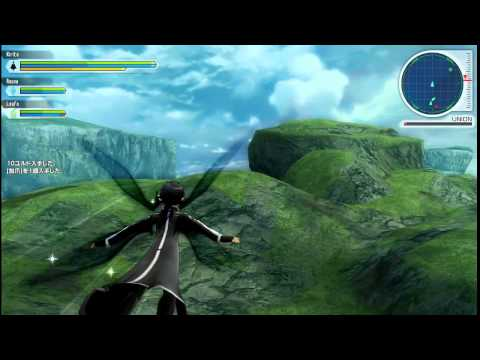 Видео № 1 из игры Sword Art Online: Lost Song [PS4]