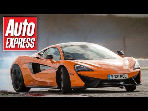 New McLaren 570S review