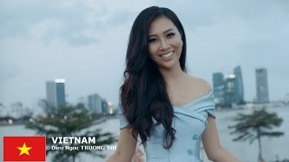 Truong Thi Dieu Ngoc Contestant from Vietnam for Miss World 2016 Introduction