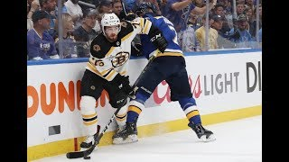 Boston Bruins vs. St. Louis Blues | 2019 Stanley Cup Finals Game 3 Highlights