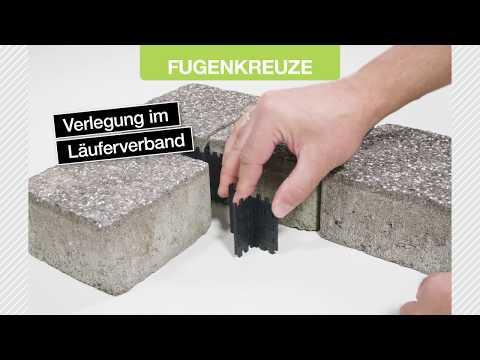 Plattenfix FUGENKREUZE