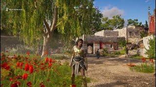 Assassin's Creed® Odyssey Legendary items: Demigod Armor , Deimos Sword and Paris's Bow (no helmet?)