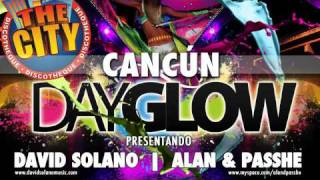 Dayglow Paint Party  The City Cancun 17Abril2010