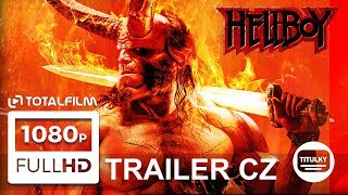Hellboy (2019) CZ HD nový RED BAND trailer
