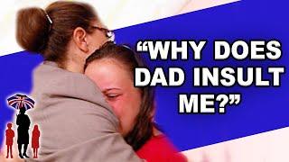 Dad Calls His Daughter A B**ch   Supernanny