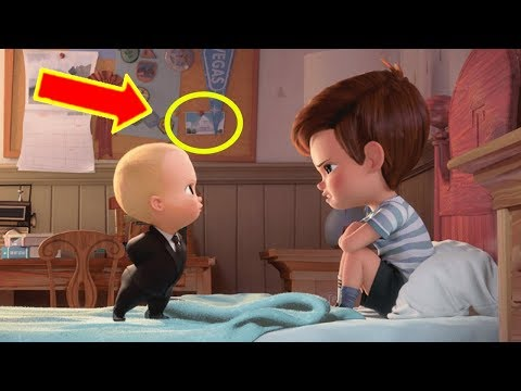 10 MISTAKES You Missed In THE BOSS BABY! (2017)
